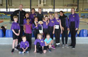 Trackstars-atleten gaan ook naar wedstrijden in het buitenland