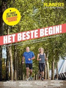 Interview met trainer Peet in Runner's Magazine