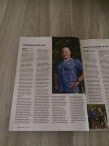 Interview met trainer Peet in de Runner's
