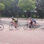 Triathlontraining voor kinderen