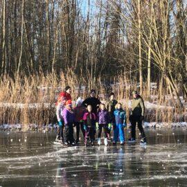 Wintertraining bij Trackstars